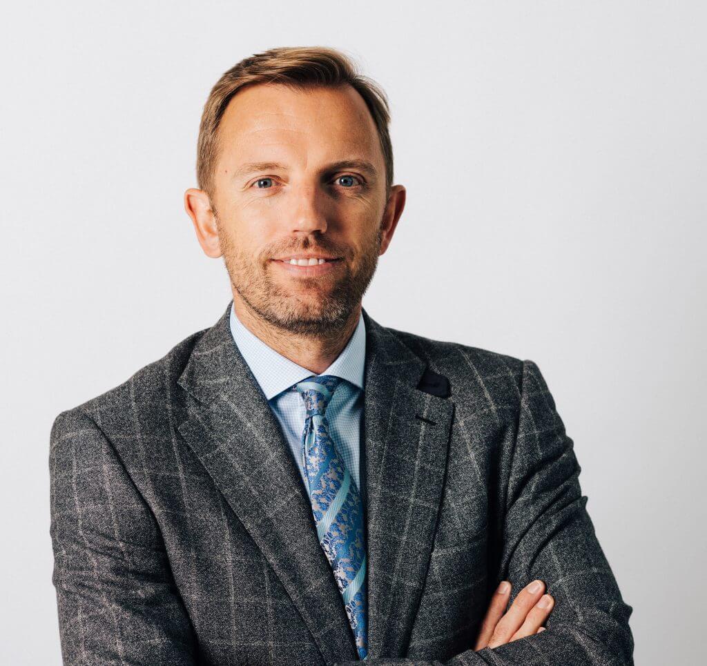 Nick Garner CEO